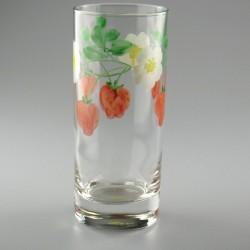 Håndmalet glas til smoothies