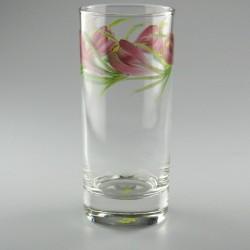 Ølglas / longdrinkglas med Krokus