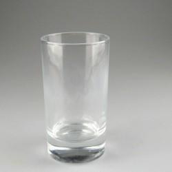 Vandglas / dessertglas med monogram