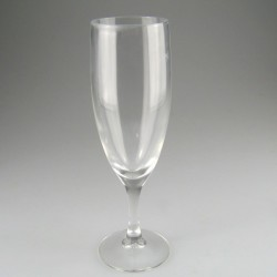 Champagneglas med monogram