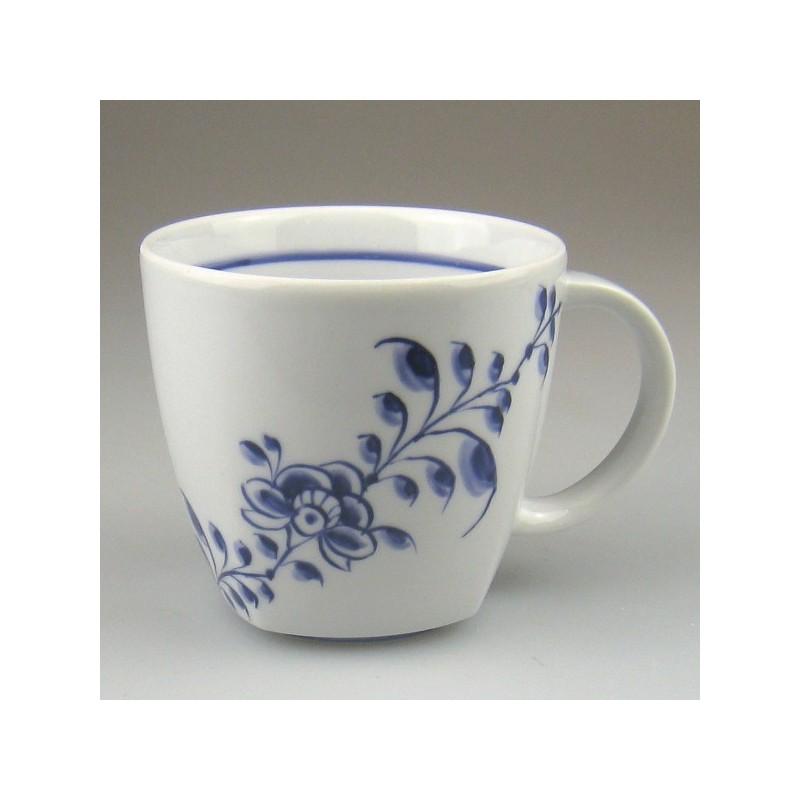 Håndmalet kop med Nostalgi mønster