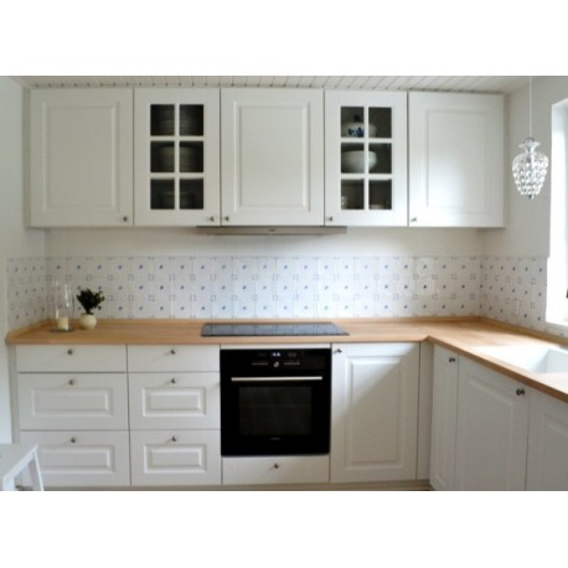 Køkken med Primula-fliser