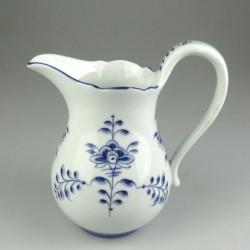Porcelæn kande dekoreret med håndmalet motiv, Nostalgi