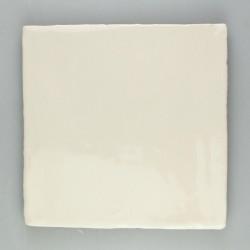 13 x 13 cm Håndlavet flise