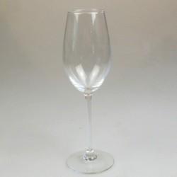 Champagneglas - udekoreret