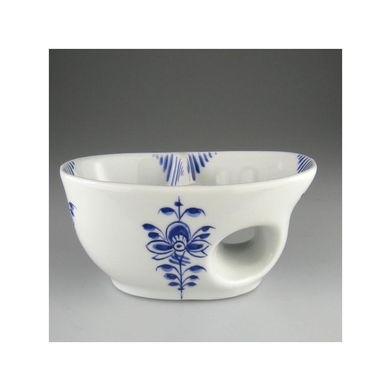 Barberskål i håndmalet porcelæn med dekoration Nostalgi